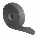 Laine d'acier bobine 1 kg - Grade n° 0 - Gerlon