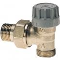 """Robinet de radiateur équerre thermostatique - M 1/2"""" - M22 - Senso - Comap"""