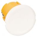 Boîte luminaires avec couvercle - Ø 40 mm - Cloison sèche - Batibox - Legrand