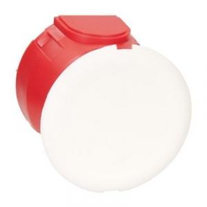 Boîte luminaires avec couvercle - Ø 40 mm - Maçonnerie - Batibox - Legrand