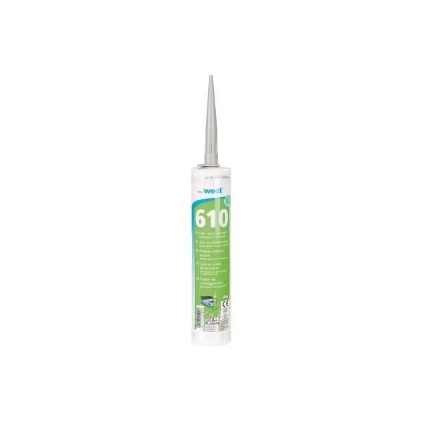 Colle polymère - 310 ml - 610 - Wedi