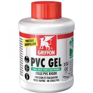 Colle PVC gel aqua - 500 ml - Griffon