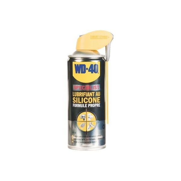 Lubrifiant silicone - 400 ml - WD 40
