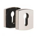 Rosace carrée diamant noir - Clé I - Muze et Artis - Vendu par 2 - Vachette
