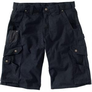 Short noir - Cargo B357 - Taille 40 - Carhartt