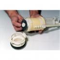 Joint de soupape - Ø 68 mm / 43 mm x 2 mm - Mécanisme Porcher - DEME