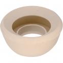 Ligature mulet blanche - Ø 44 mm - Geberit