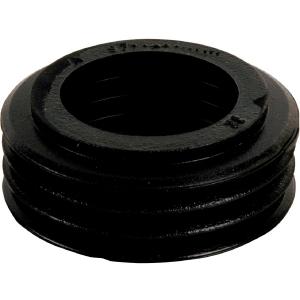 Ligature noire - Ø 55 mm / 44 mm - Geberit