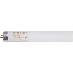 Tube fluorescent Master TL-D Super 80 - G13 - 18 W - 3000 k - Lot de 25 - Philips