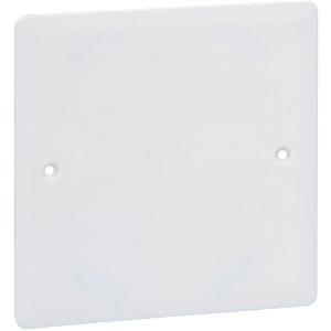 Couvercle carré - 100 mm - Batibox - Legrand