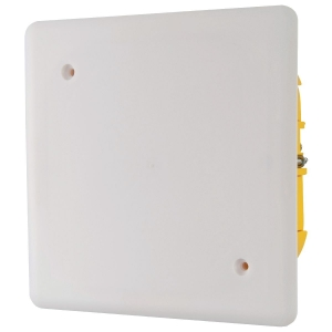 Boîte blanche rectangulaire - 160 x 105 mm - Couvercle à vis - Batibox - Legrand