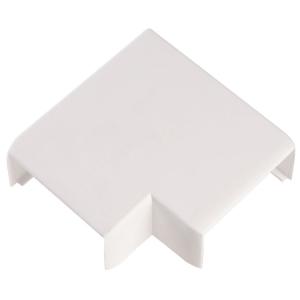 Angle plat 90° - Pour goulotte 16 x 16 mm - Viadis - Planet wattohm