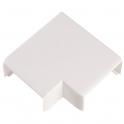 Angle plat 90° - Pour goulotte 40 x 25 mm - Viadis - Planet wattohm