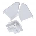 Angle plat variable - Pour moulure 32 x 12,5 mm - DLPlus - Legrand