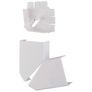 Angle plat variable - Pour moulure 60 x 20 mm - DLPlus - Legrand