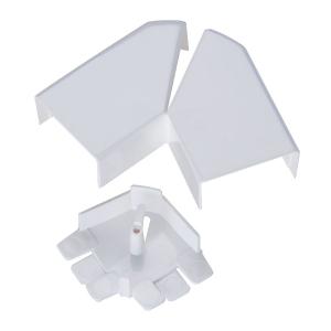 Angle plat variable - Pour moulure 32 x 16 mm - DLPlus - Legrand