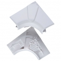 Angle intérieur variable - Pour goulotte 50 x 105 mm - Mosaic - Legrand
