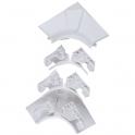 Angle intérieur variable - Pour goulotte 50 x 180 mm - Mosaic - Legrand