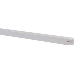 Moulure à membrane 1 compartiment - 40 x 20 mm - Sans cloison - DLPlus - Legrand