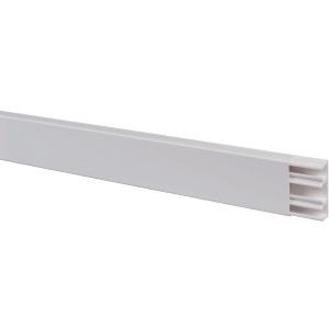 Moulure sans membrane 3 compartiments - 75 x 20 mm - Avec cloison - DLPlus - Legrand