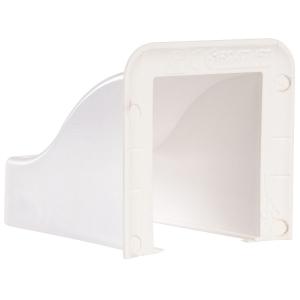 Sortie de plafond - Pour goulotte 90 x 40 mm - Viadis - Planet wattohm