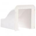 Sortie de plafond - Pour goulotte 40 x 25 mm - Viadis - Planet wattohm
