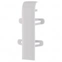 Joint de corps à éclisse - Pour goulottes 35 / 50 x 80 / 105 / 150 / 195 / 220 mm - Tous couvercles - DLP monobloc - Legrand