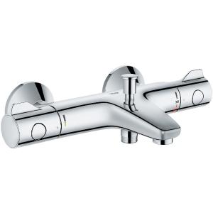 Mitigeur thermostatique baignoire - Entraxes 150 mm - Cartouche C3 - Grohtherm 800 - Grohe