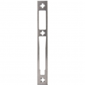 Gâche centrale inox - 175 x 22 mm - Série 2835 - Stremler