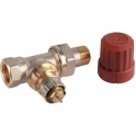 "Corps thermostatique droit - F 1"" - RA-N - Danfoss"