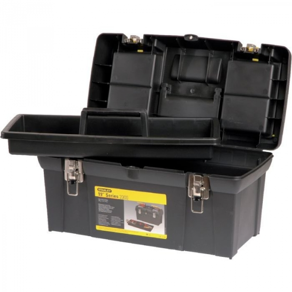 Boîte à outil - 600 x 289 x 279 mm - Batipro - Stanley
