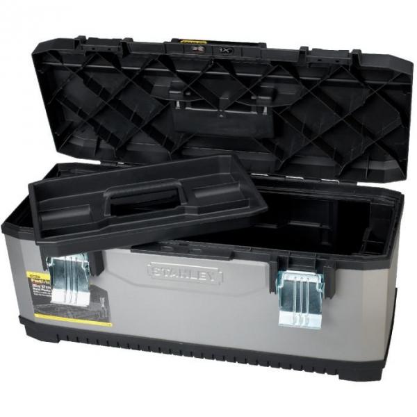 Boîte à outil bi-matière - 662 mm - Pro - Stanley