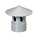 Chapeau de ventilation - Ø 50 mm - Girpi