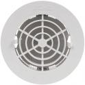 Grille d'aération ronde à fermeture - Ø 144 mm - Nicoll