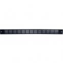 Passage d'air noir - 40 cm² - 488/2 - Renson