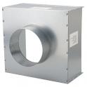 Plénum de raccordement - Pour VMC double flux - Aldes