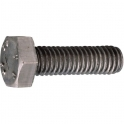 Vis métaux tête hexagonal - Ø 10 mm - 80 mm - Inox - Boîte de 50 pièces - Acton
