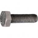 Vis métaux tête hexagonal - Ø 4 mm - 25 mm - Inox - Boîte de 200 pièces - Acton