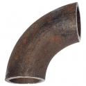Raccord acier coudé court à souder - Ø 33,7 mm - Virfollet & cie