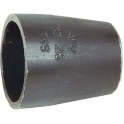 Raccord acier réduit à souder - Ø 76,1 mm - Ø 42,4 mm - Virfollet & cie