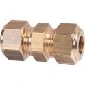 Raccord bicône droit laiton - Ø 10 mm - Thermador