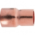 Raccord cuivre réduit à souder - Femelle - Ø 22 - 16 mm - Frabo