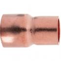 Raccord cuivre réduit à souder - Femelle - Ø 18 - 12 mm - Frabo