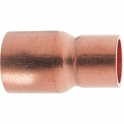 Raccord cuivre réduit à souder - Mâle / femelle - Ø 18 - 16 mm - Conex / Bänninger