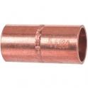 Raccord cuivre droit à souder - Femelle - Ø 18 mm - Frabo