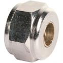 "Écrou laiton hexagonal à serrage - F 3/4"" - Ø 18 mm - Rapido - RBM"