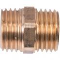 "Raccord laiton droit à visser - M 3/8"" - 280G - Thermador"