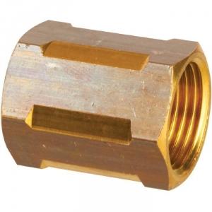 "Raccord laiton hexagonal à visser - F 1"" - Ravani"