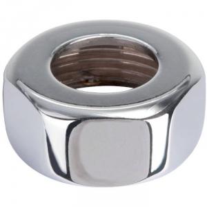 """Écrou laiton chromé hexagonal à visser - F 3/4"""" - Ø 16 mm - Comap"""