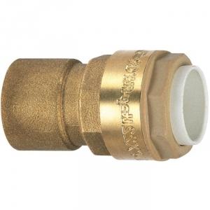 "Raccord laiton droit à emboîtement - F 3/4"" - Ø 22 mm - Itap-Fit - Itap"